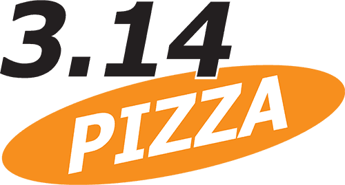 3.14 Pizza logo