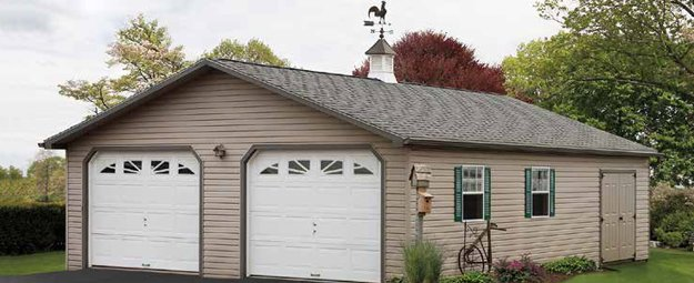 choose the size of your shed or garage - Garden Sheds York Pa