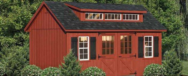Standard shed