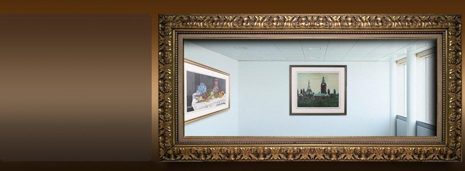Commercial Framing  | Salem, VA | The Frame Connection | 540-375-0895