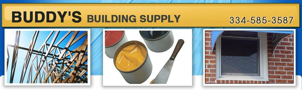 Hardware-  Abbeville, AL - Buddy's Building Supply