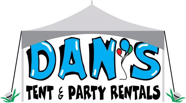 Dan's Tent & Party Rentals - Logo