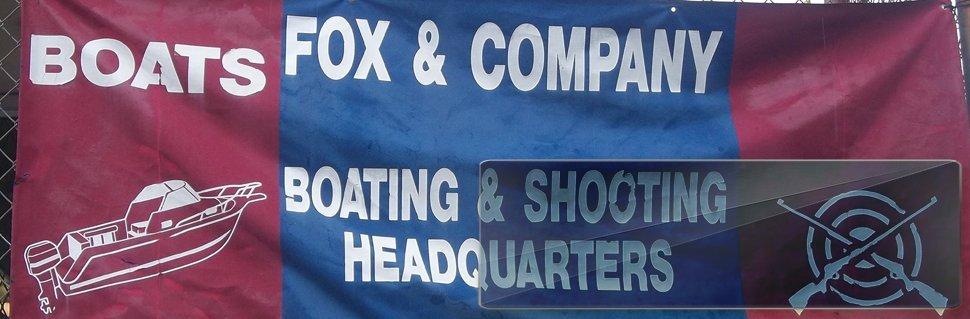 Gun store | Knoxville, TN | Fox & Company | 865-687-7411