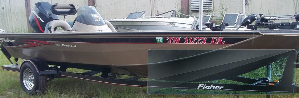 Boat equipment | Knoxville, TN | Fox & Company | 865-687-7411