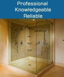 Shower Enclosure - Center Moriches, NY - Moriches Glass & Mirror Inc.