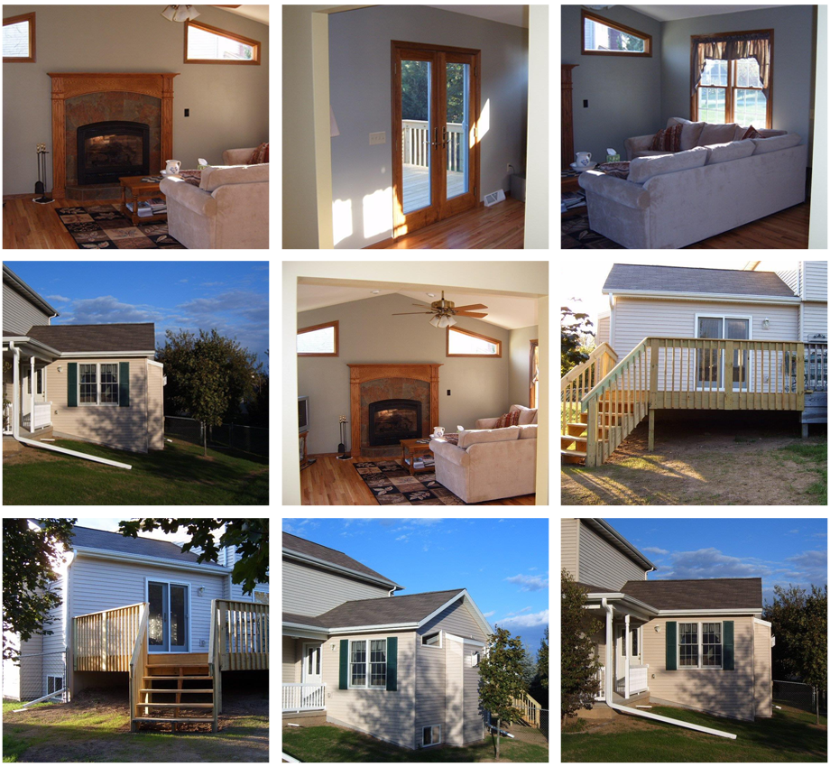 Remodeling - Jefferson, WI 53549 | Town & Country Homes | 920-650-6008