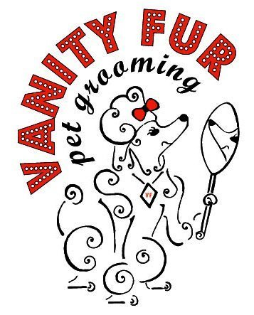 Vanity Fur Pet Grooming - Logo
