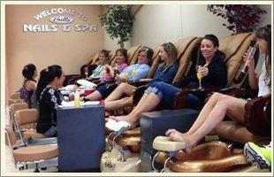 Pedicures | Bozeman, MT | Bella Nails & Spa | 406-582-0209
