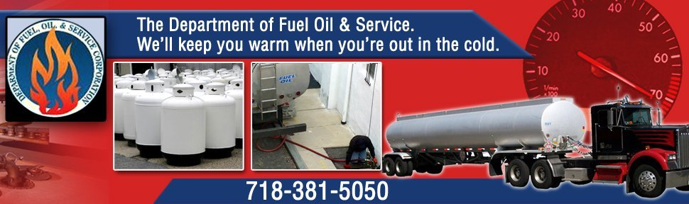 Department of Fuel Oil & Service Corporation - Fuel Oil & Boiler Experts - New York City, NY