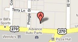 Wok Express 1418 Albert Pike Rd. Hot Springs, AR 71913