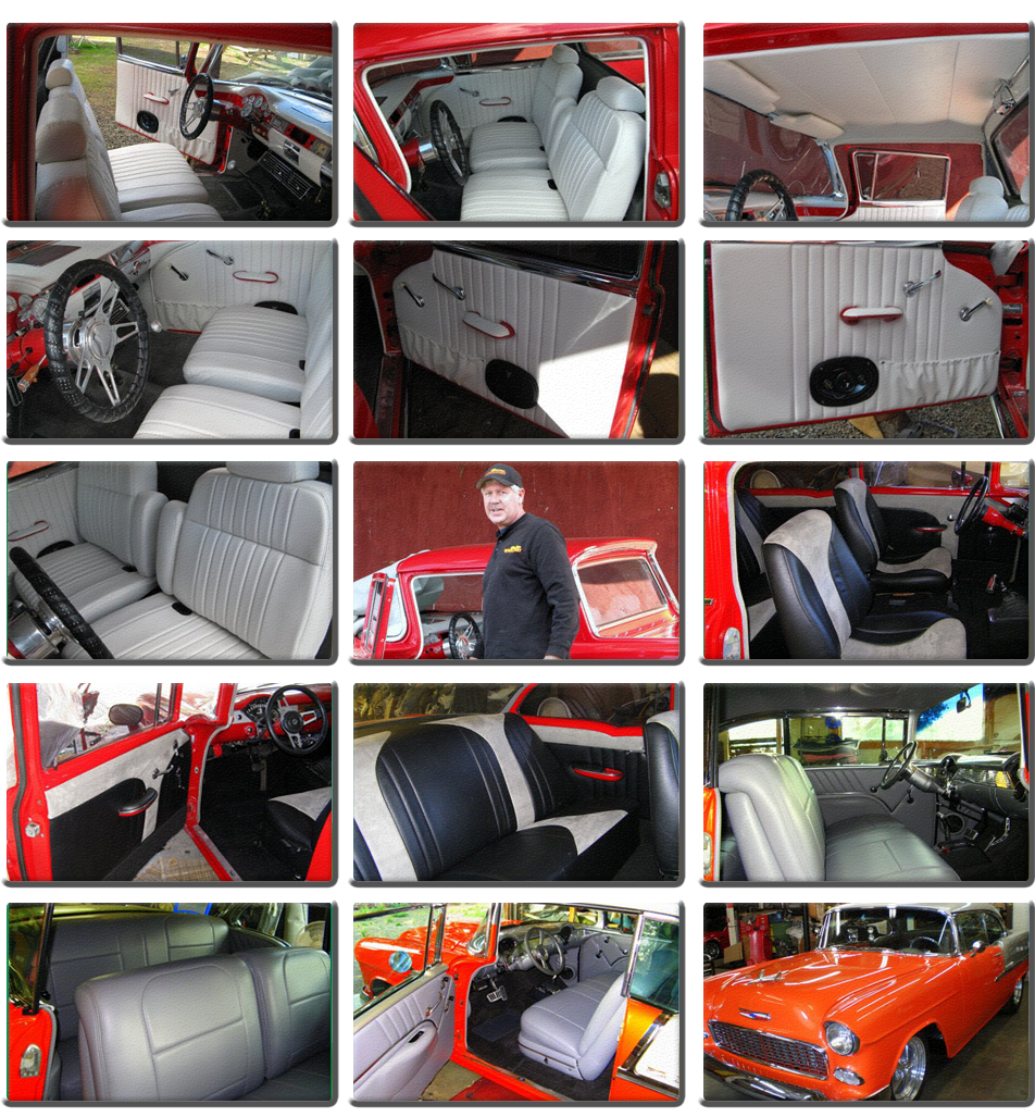 Auto Upholstery | Eagle Point,, OR | Burns Auto Upholstery | 541-826-5887