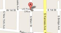 C & S Service Inc 105 West 1st Street, PO Box 11, Tescott, KS 67484