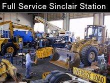 Tire Service Shop - Tescott, KS - C & S Service Inc