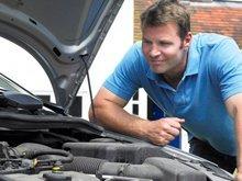 Auto Repair - Oconto Falls, WI - Marquardt Auto Service - Engine Check