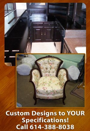 Genial Big Darby Restorations | Furniture Restoration Plain City OH