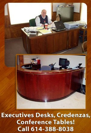 ... Completed Furniture Restoration Projects. Office