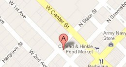 James E Snyder Jr 16 W 1st Ave Lexington, NC 27292