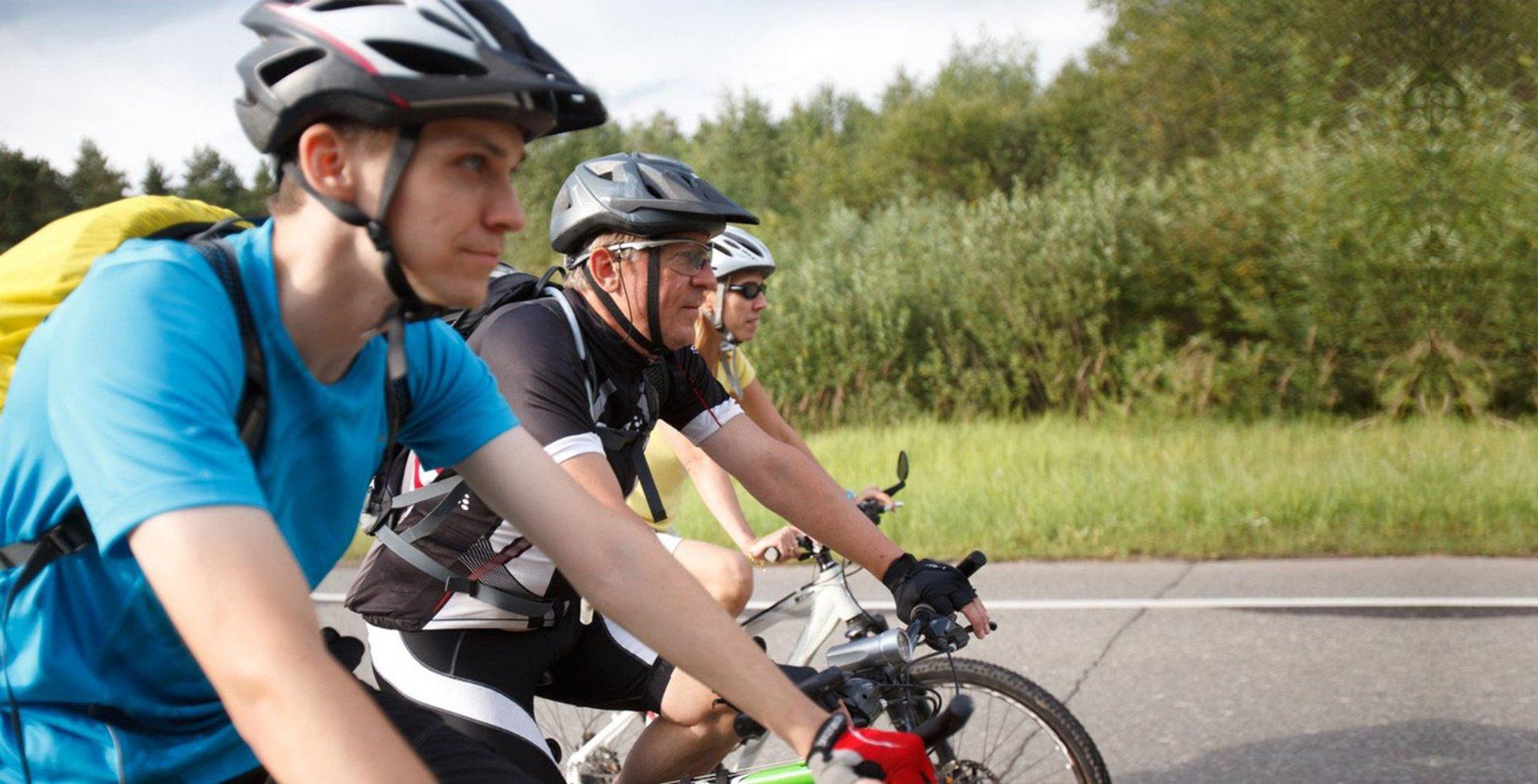 Bike sport event
