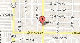 Chris' Body Shop LLC 2416 9th St. West, Bradenton, FL 34205