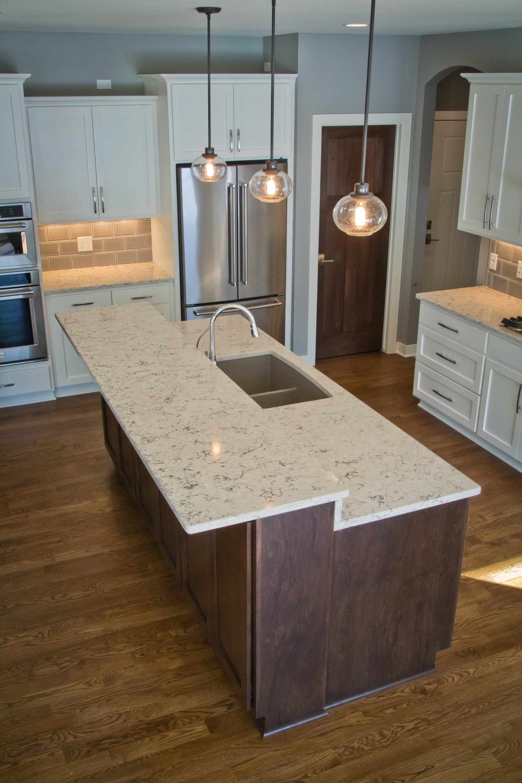 custom home countertops countertop combination sink depot vanity lowes bathroom top reviews ikea tops