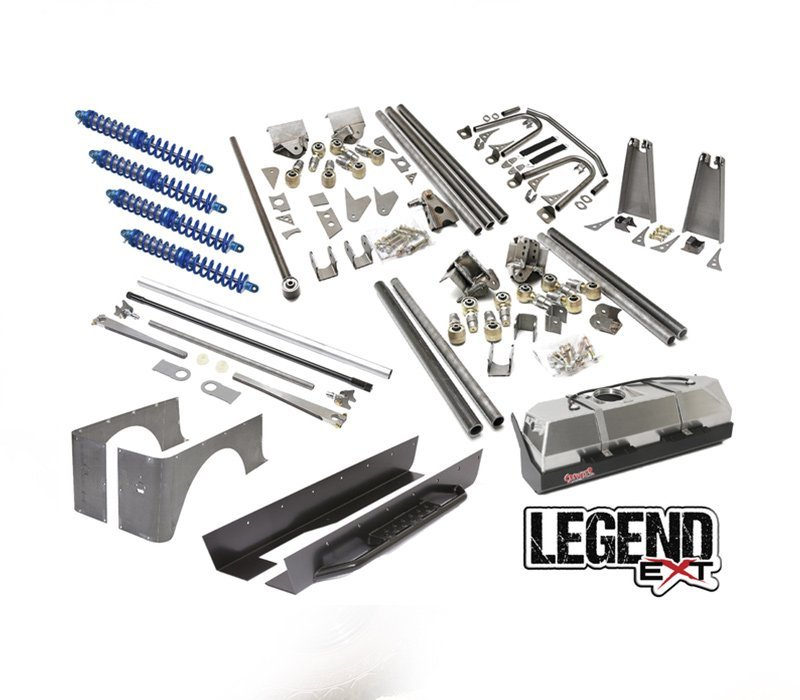 Jeep components