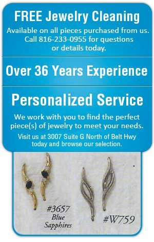 Jewelry Restoration - Saint Joseph, MO - Adams Fine Jewelry