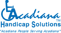 Acadiana Handicap Solutions - Logo
