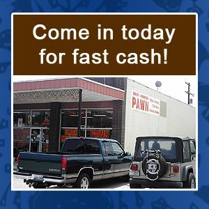 Cash Loans - Oak Ridge, TN - Smoky Mountain Pawn, LLC - Come in today for fast cash!