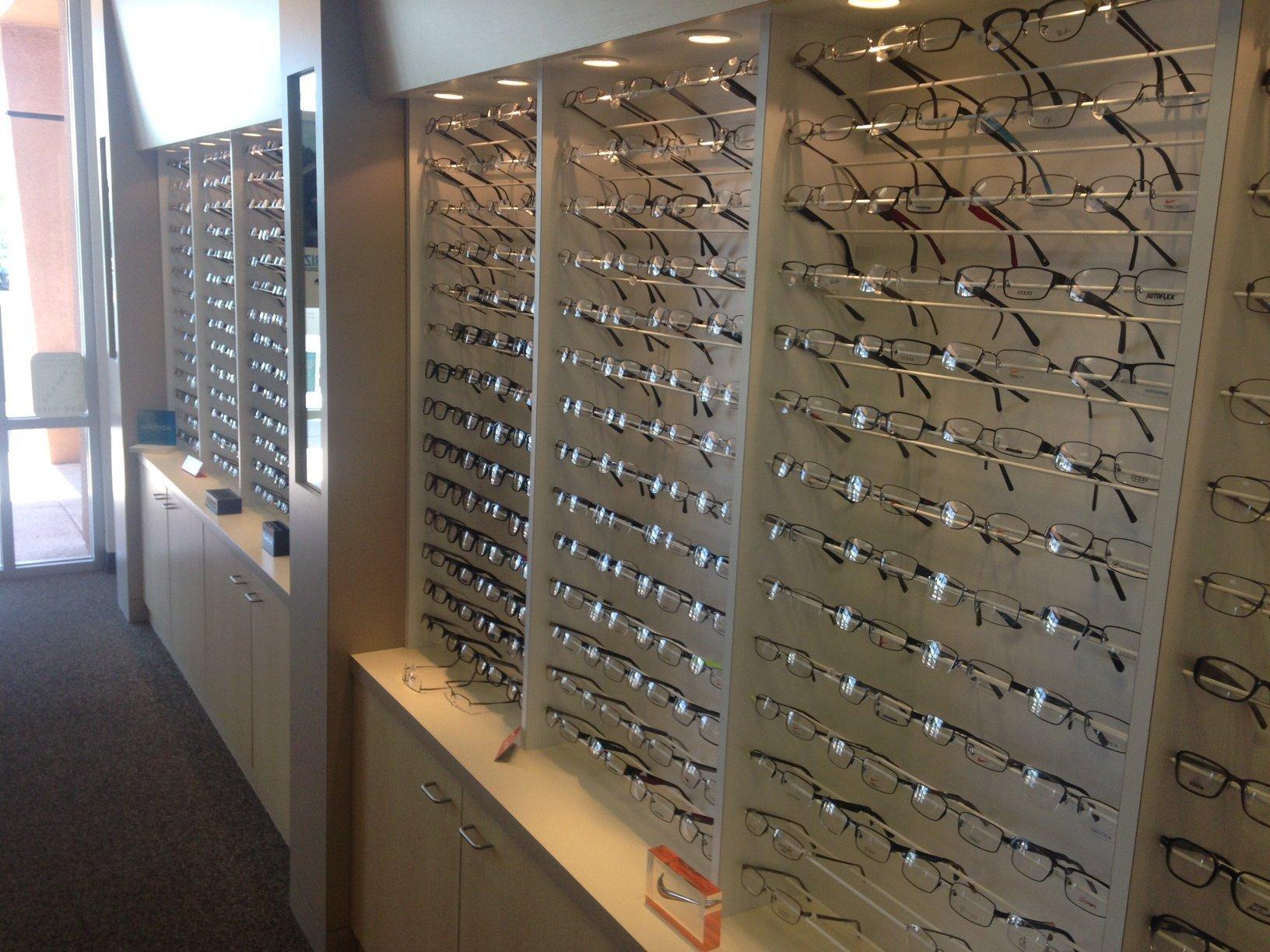 Horwitz Vision Center Shop