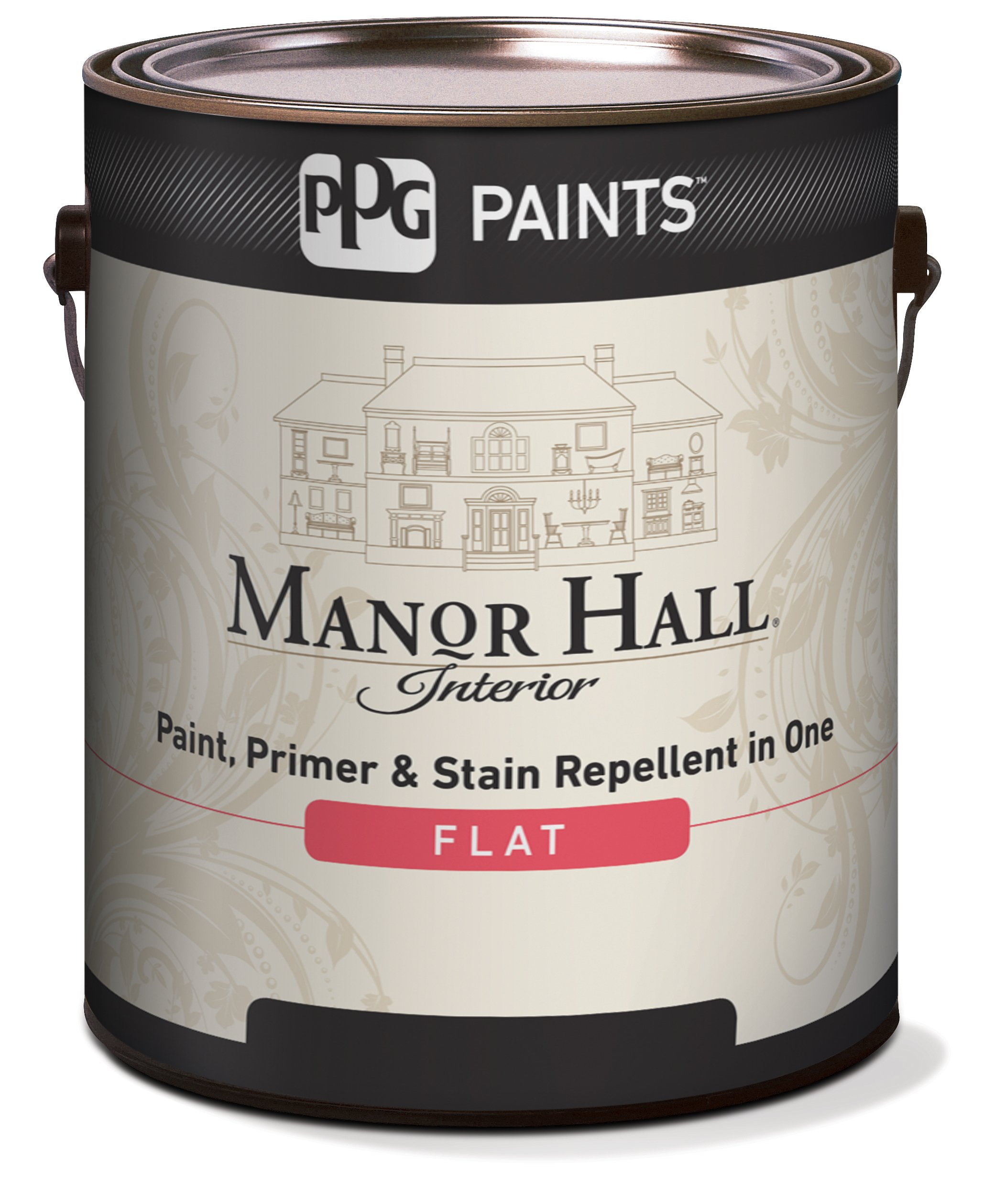 Manor Hall PPG Paint