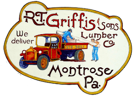 R.T. Griffis & Sons Lumber Co. - logo