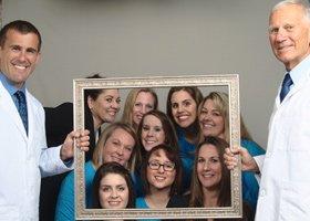 Dental health education team
