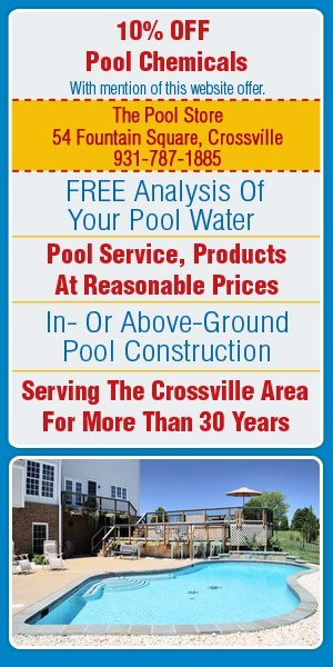 Swimming Pools Construction, Maintenance and Supply - Crossville, TN - The Pool Store
