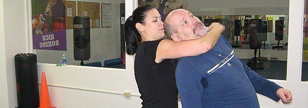 Self Defense Technique