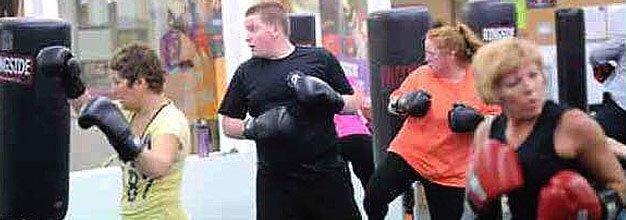 Kickboxing Program