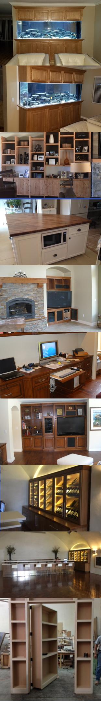 Custom Furniture | Vacaville, CA | RichMar Cabinets Inc.  | 707-449-1828