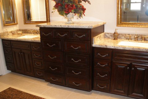 Custom Bathroom Vanity - Richmar Cabinets Inc - Vacaville,  CA