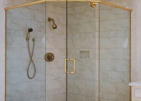 Mirrors - Framingham, MA - Federal Glass & Mirror Co Inc - residential shower door