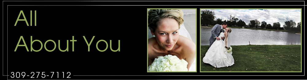 Photographer El Paso, IL - All About You 309-275-7112