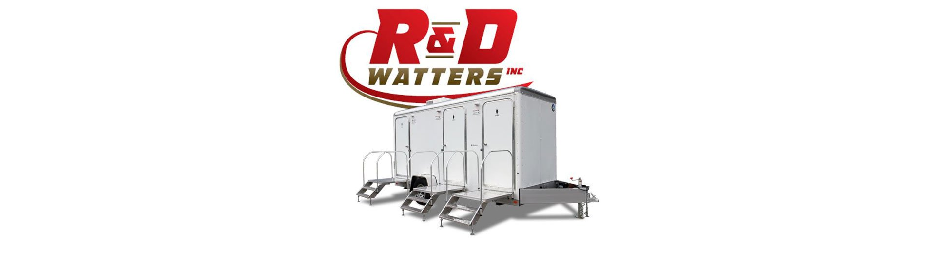 R d watters septic service inc septic services for Porta john rental