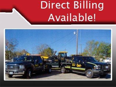 Wrecker Service - Beaumont, TX - Chuck's Wrecker Service
