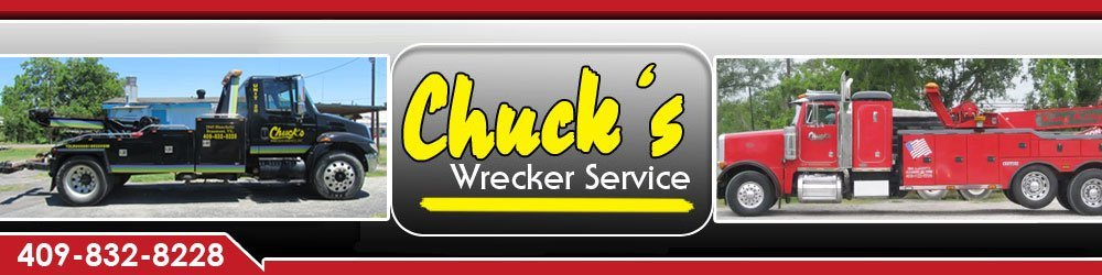 Towing Service Beaumont, TX - Chuck's Wrecker Service