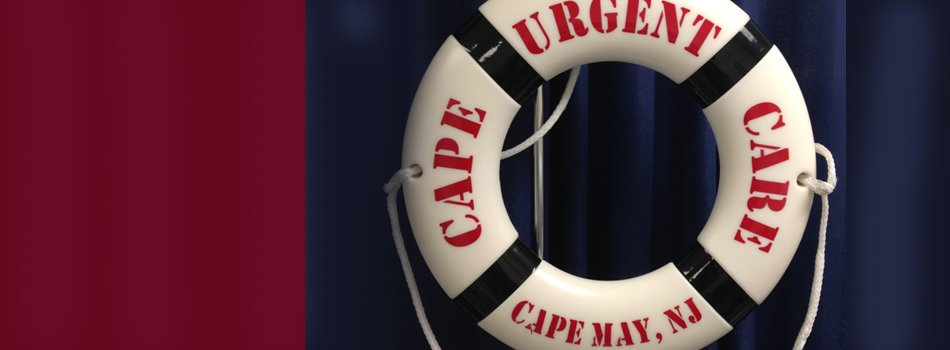 Medical Care and Routine Treatment | Cape May, NJ | Cape Urgent Care | 609-884-4357