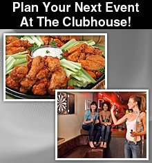 Salad Bar - Michigan City, IN  - The Clubhouse Bar & Grill