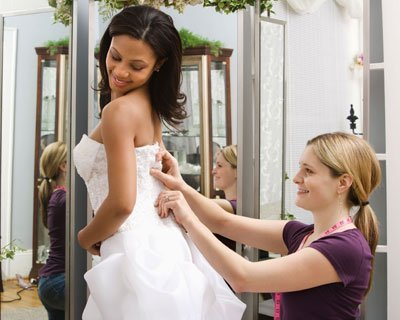 Bridal Dress Alteration