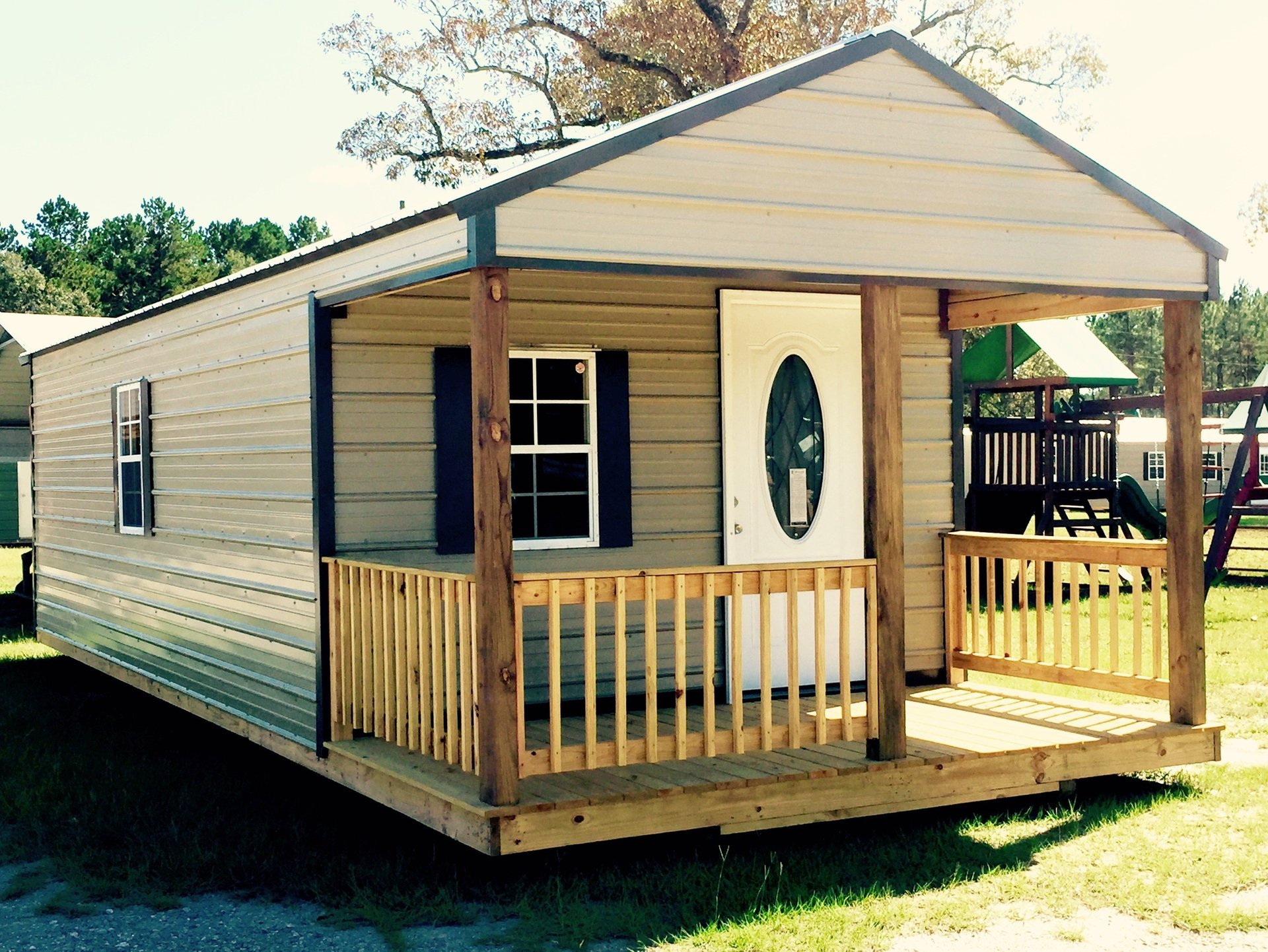 Anderson Enterprises | Portable Building | Wiggins, MS