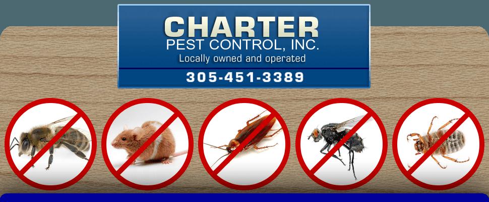 Key Largo, FL - Exterminator - Charter Pest Control, Inc.