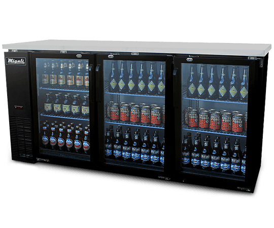 Drinks refrigerator