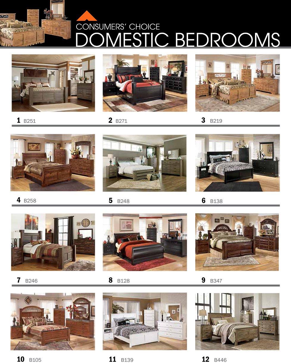United Furniture Amp Mattress Bedroom Gallery Huber Heights