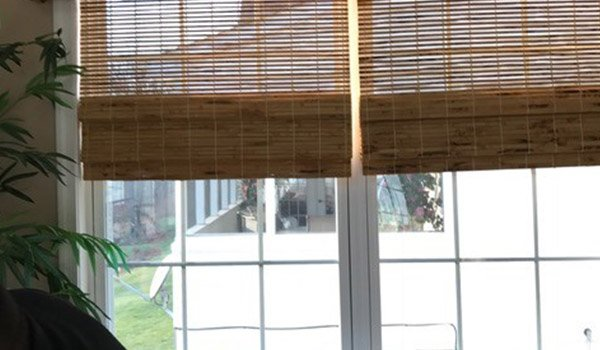 Brown Blinds Pattern